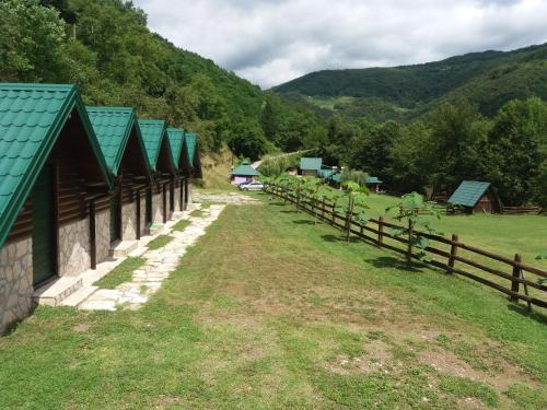 Hotelbilleder: Camping Drina, Foča