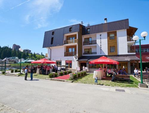 Fotos do Hotel: Apartments WinterSport, Vlasic