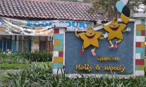 Villa Puncak Resort PRD 208