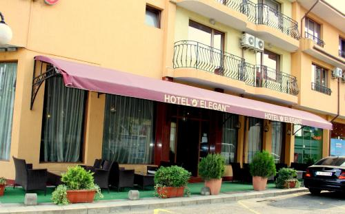 ホテル写真: Hotel Elegant, カルノバト