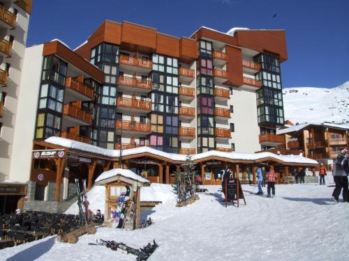 Hotel Pictures: Résidence Eskival, Val Thorens