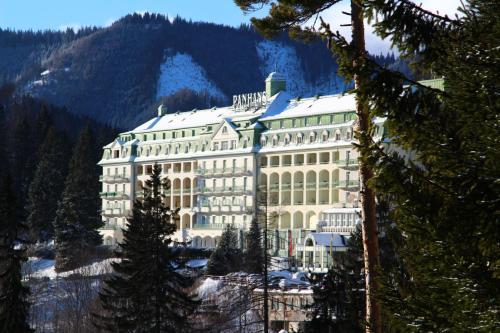 酒店图片: Grand Hotel Panhans, 塞默灵