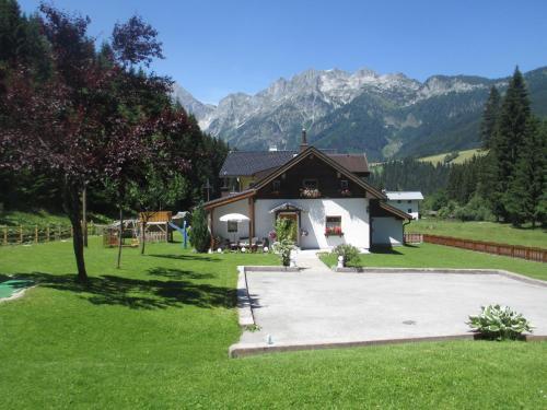Fotografie hotelů: Ferienhaus Schwarzenbacher, Lungötz