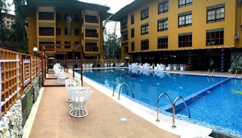 Hotel Pictures: Tashi Namgay Grand, Phuntsholing