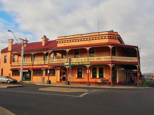 Fotografie hotelů: Great Central Hotel, Glen Innes
