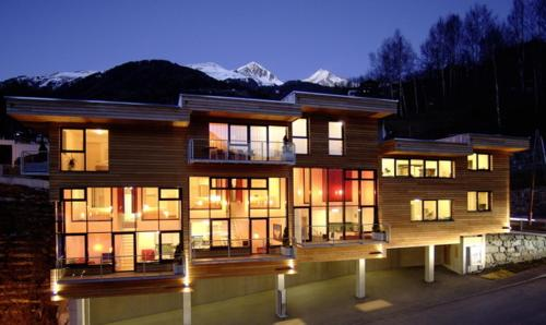 Fotografie hotelů: **** PanoramA Apartments, Matrei in Osttirol