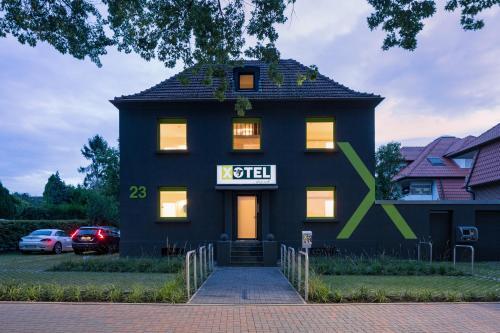 Hotel f rstenberger hof xanten viamichelin informatie for Hotels xanten