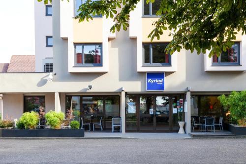 Hotel Pictures: Kyriad Hotel Strasbourg Lingolsheim, Lingolsheim