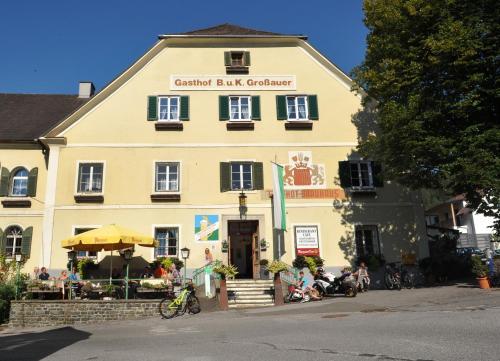 Hotellikuvia: Gasthof Brauhaus, Übelbach