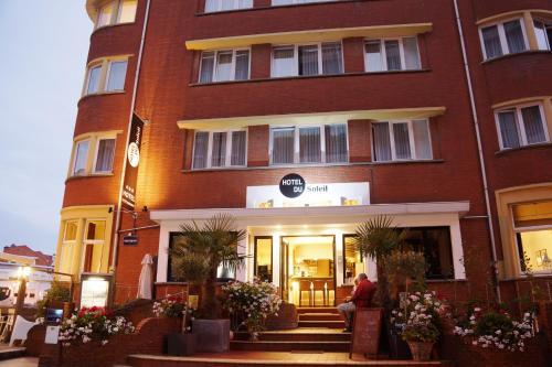 Фотографии отеля: Hotel Du Soleil, Кнокке-Хейст