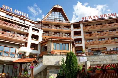 Foto Hotel: Saint Ivan Rilski Hotel & Spa, Bansko