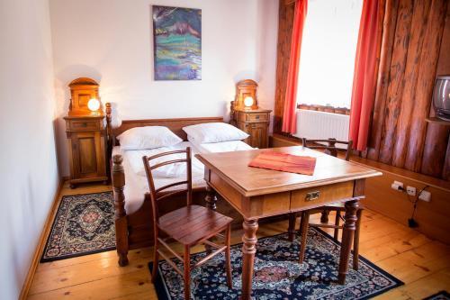 Guest House Gostišče Gačnk V Logu