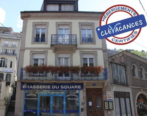 Hotel Pictures: Square Studio, Plombières-les-Bains