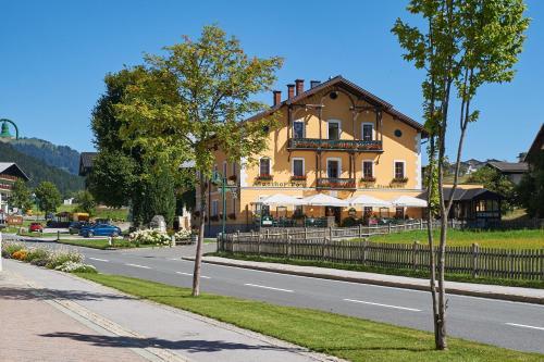 Hotelfoto's: Hotel Gasthof Post, Sankt Martin am Tennengebirge