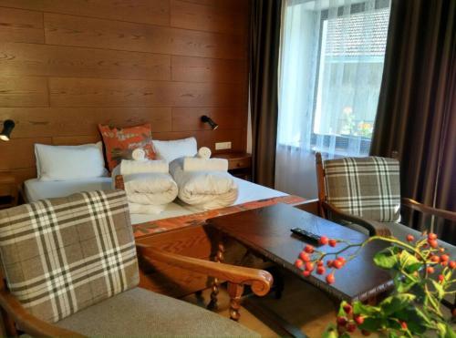 Hotelbilleder: Aineterhof, Ainet