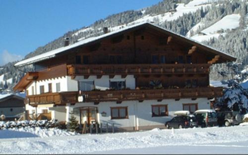 Фотографии отеля: Pension Hohe Salve, Вестендорф