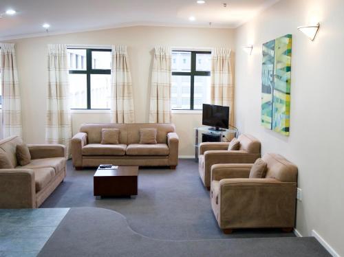 Alberghi wellington prenotazione albergo viamichelin for 152 the terrace wellington