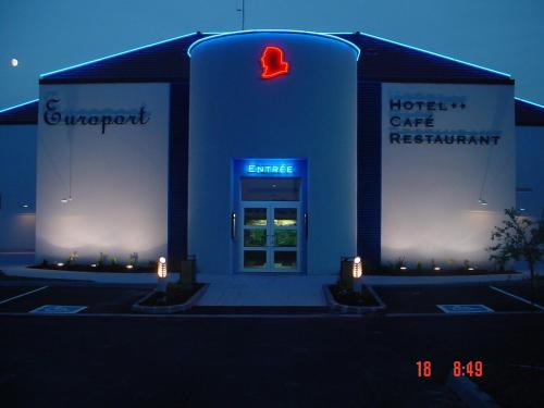 Hotel Pictures: L'Europort, Saint-Avold
