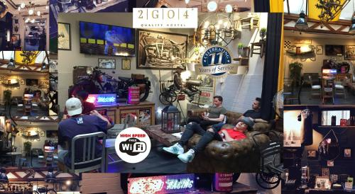 2GO4 Quality Hostel Brussels City Center