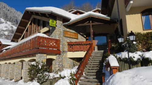 Hotel Pictures: Hotel Ancolie - Champagny en Vanoise, Champagny-en-Vanoise