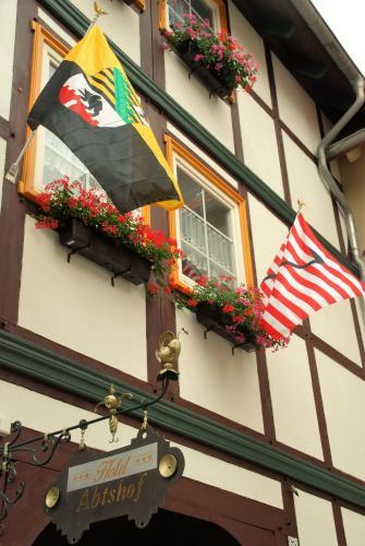 Hotel Pictures: Hotel Abtshof, Halberstadt