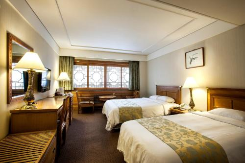 Commodore Hotel Busan