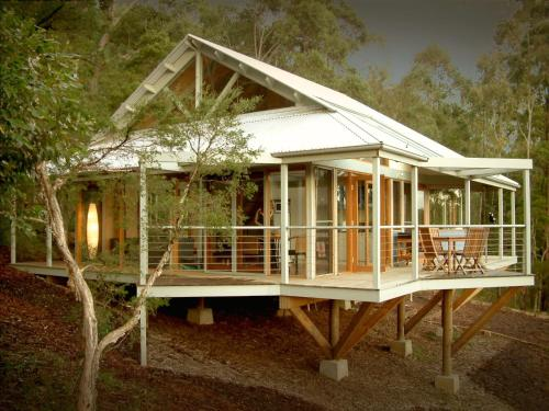 Fotos del hotel: Bombah Point Eco Cottages, Bulahdelah
