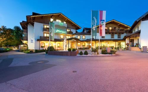 Hotellikuvia: Hotel Königgut, Wals