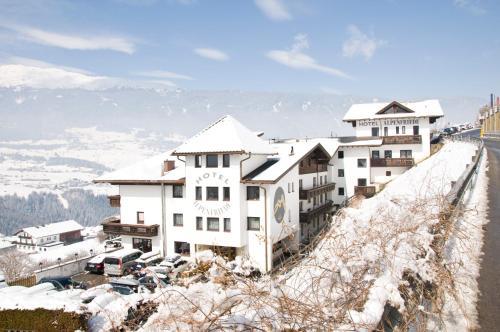 ホテル写真: Hotel Alpenfriede, Jerzens