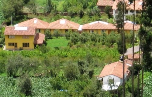 Jallp'a Ecolodge Sacred Valley