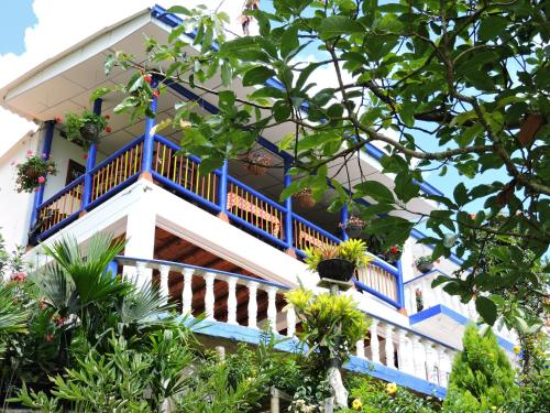 Hotel Pictures: Finca Hotel Mirador de Santa Martha, Salamina