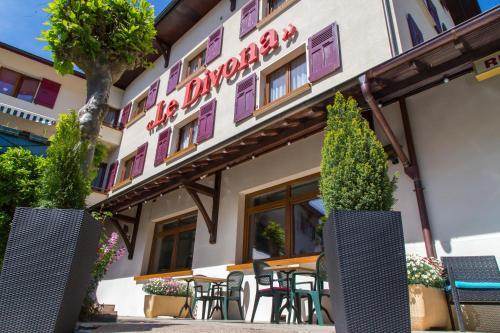 Hotel Pictures: Hôtel Le Divona, Divonne-les-Bains