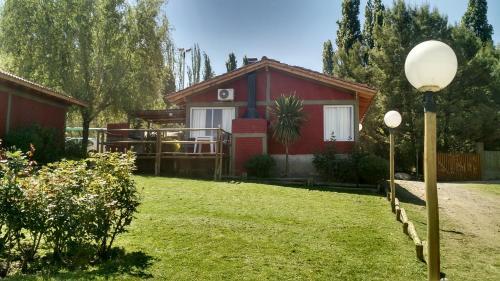 Fotografie hotelů: Terrazas de Encalada, Cacheuta