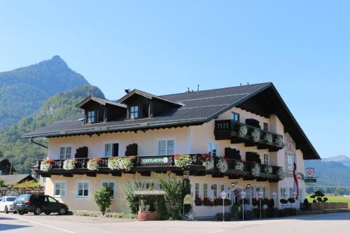 Foto Hotel: Landgasthof Weissenbach, Strobl