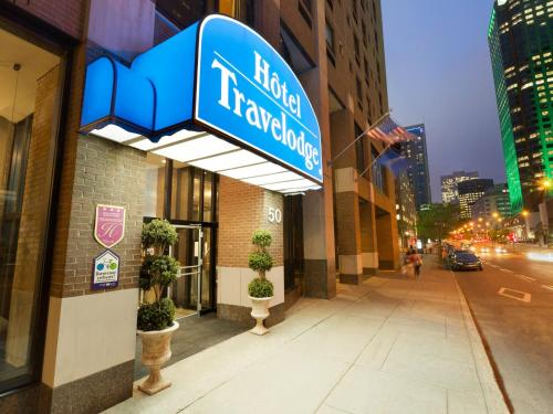 Hotel Pictures: Hotel Travelodge Montreal Centre, Montréal