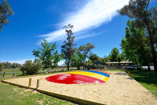 Hotelbilleder: Rivergardens Holiday Park, Gol Gol