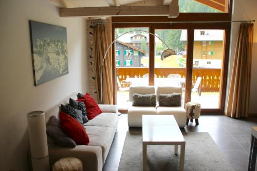 Hotel Pictures: Edelweiss B31, Morgins