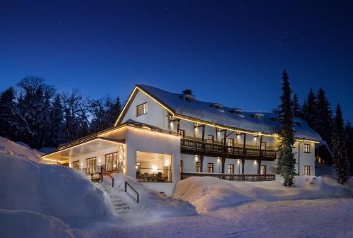 Fotos de l'hotel: Bödele Alpenhotel, Schwarzenberg im Bregenzerwald