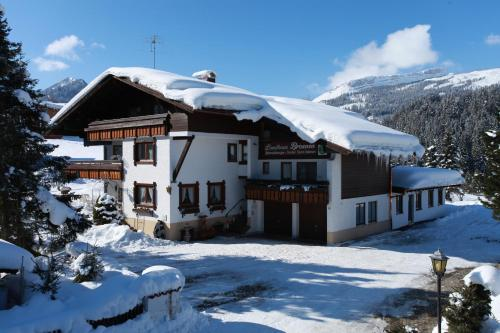 Hotellikuvia: Landhaus Bromm Hotel Garni, Riezlern