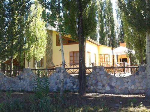 Фотографии отеля: Terrazas En El Bosque Cabañas, Malargüe