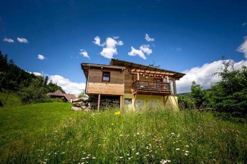 Fotos de l'hotel: Panoramawohnung Bauernhof Mandl, Murau