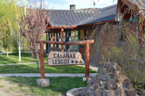 Фотографии отеля: Cabañas Lesgot, Junín de los Andes