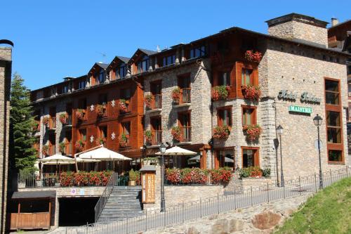 Фотографии отеля: Hotel Soldeu Maistre, Солдеу