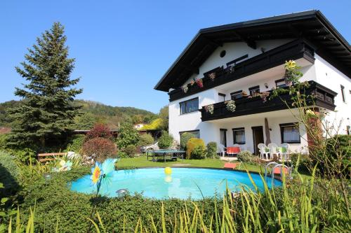 Zdjęcia hotelu: Gästehaus Schachnerhöhe, Behamberg