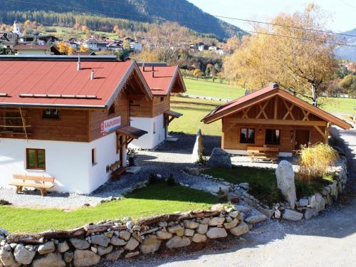 ホテル写真: X-Alp Lodges, ザウテンス