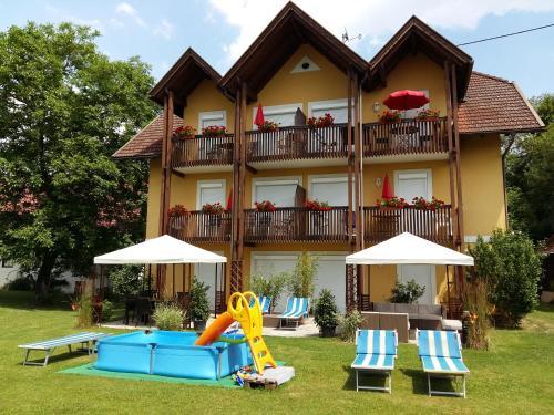Hotellikuvia: Appartement Landhaus Felsenkeller, Sankt Kanzian