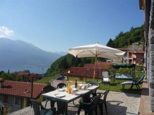 מסעדה או מקום אחר לאכול בו ב-Lago Panoramica