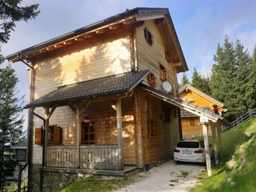 Zdjęcia hotelu: Chalet 72 Edelweiss, Elsenbrunn