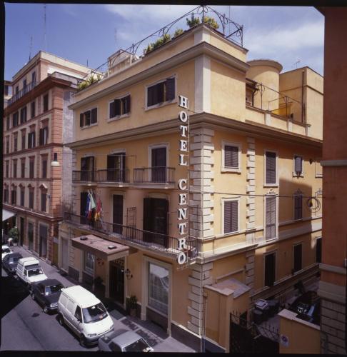 Page 90 ciampino hotels viamichelin for Hotel roma centro economici