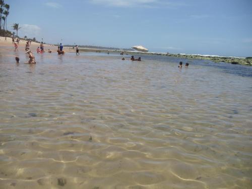 5 Quartos a Beira Mar na Bahia